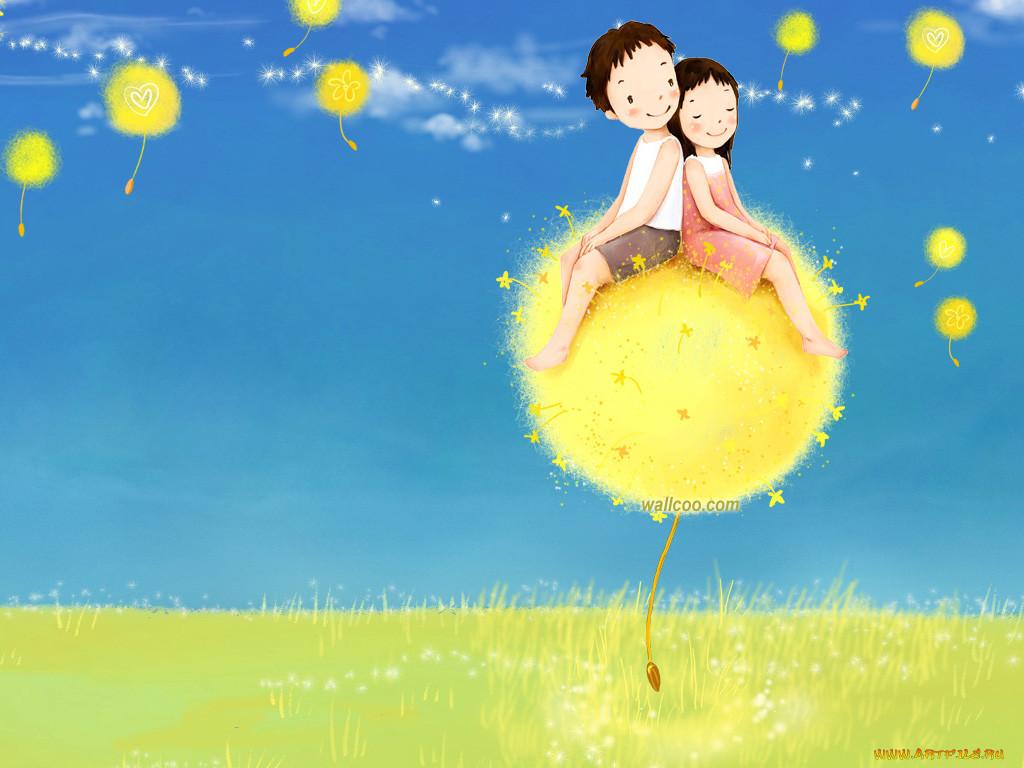 Рисунок я люблю тебя жизнь дети